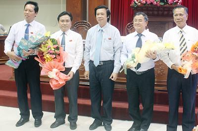 Ông Trần Văn Dũng được bầu làm Phó chủ tịch Tiền Giang