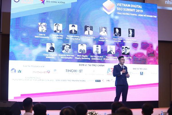 1000 người tham gia Vietnam Digital SEO Summit 2019