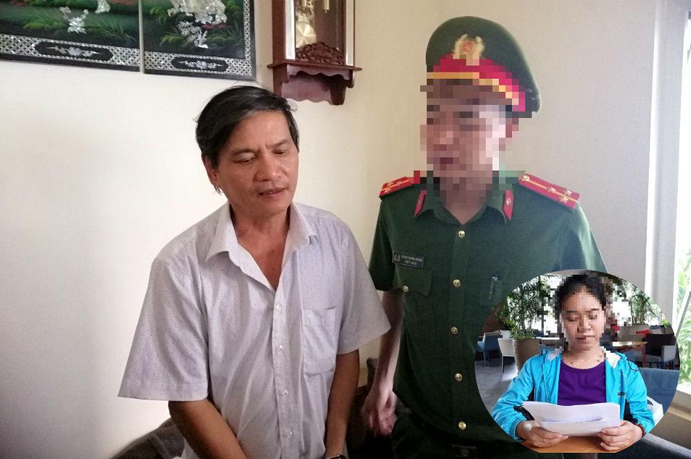 Con gái làm chứng cha nhiều lần hiếp dâm nữ giúp việc tàn tật ở Đắk Lắk