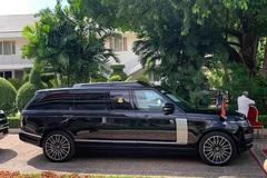Vua Campuchia sử dụng SUV chống đạn hơn nửa triệu đô