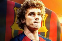 Griezmann chính thức về Barca, ràng buộc 800 triệu euro