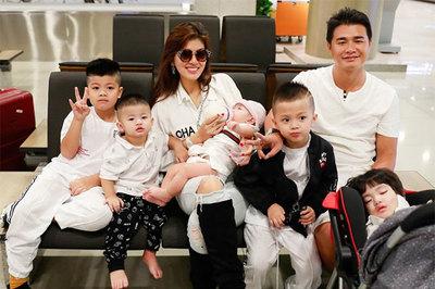 Hoa hậu quê Vũng Tàu khoe 'lâu đài' 200 tỷ bạn trai đại gia xây tặng