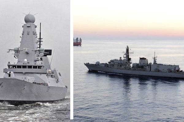 Bị Iran đe dọa, Anh điều tàu chiến thứ 2 tới Vùng Vịnh