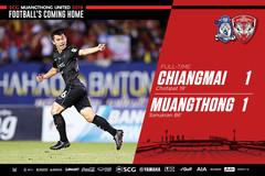 Đặng Văn Lâm giúp Muangthong giành điểm với 10 người