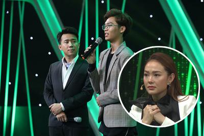 Minh Hằng xúc động trước câu chuyện tình buồn của chàng siêu mẫu