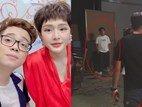 Lộ hình ảnh đắt giá khiến dân mạng khẳng định Bùi Anh Tuấn đang yêu say đắm Hiền Hồ