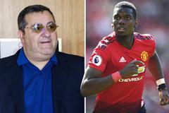 """MU tuyên chiến """"cò bẩn"""", hét giá Pogba 180 triệu bảng"""