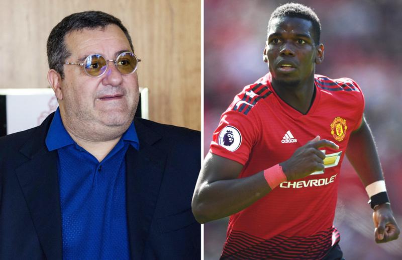 MU tuyên chiến 'cò bẩn', hét giá Pogba 180 triệu bảng
