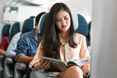 Hạng vé 'như thương gia, chỉ khác ghế' có gì đặc biệt?