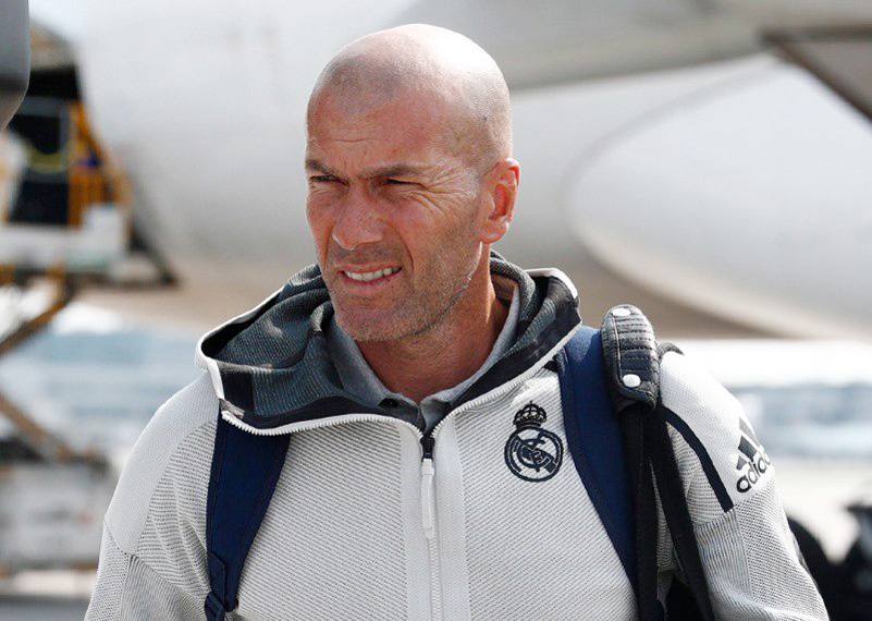 Real Madrid,Zidane