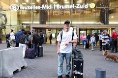 Công Phượng đã tới Bỉ, sẵn sàng ra mắt Sint-Truidense