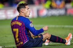 "Griezmann ""cướp"" áo số 7 của Coutinho ở Barca"