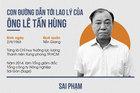 Con đường dẫn đến lao lý của ông Lê Tấn Hùng