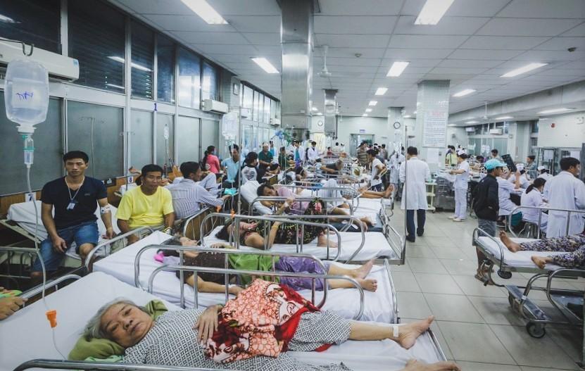Tử vong,bệnh nhân,Chợ Rẫy,Sài GÒn,cấp cứu