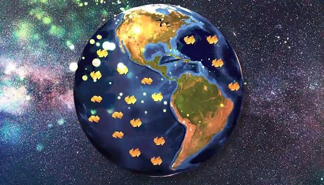 Có hơn 90 triệu kg vàng dưới biển nhưng không ai biết cách khai thác