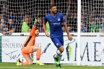 Chelsea thắng giòn giã trận đầu dưới thời Lampard