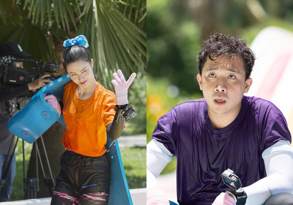 Chạy đi chờ chi,Running Man,Trấn Thành,Ninh Dương Lan Ngọc,Ngô Kiến Huy,Liên Bỉnh Phát,BB Trần,Đông Nhi
