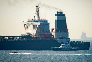 Anh ra điều kiện thả tàu chở dầu của Iran