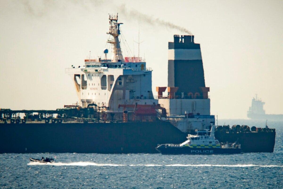 Anh,Iran,tàu chở dầu,bắt giữ