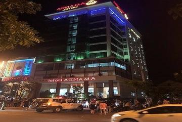 Nhảy từ tầng 11 khách sạn ở Quảng Bình, người đàn ông tử vong