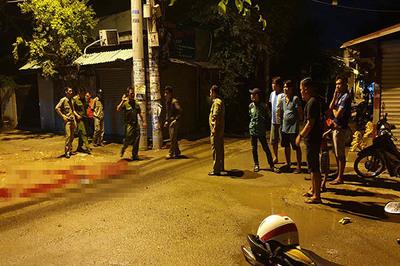 Đâm chém như phim ở Sài Gòn, 1 người tử vong