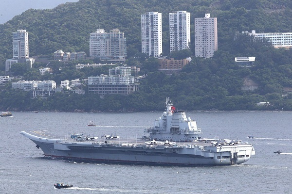 Nga nắm giữ 'chìa khóa' tàu sân bay hạt nhân TQ