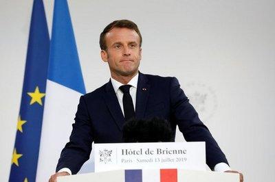 Pháp tuyên bố thành lập lực lượng không gian