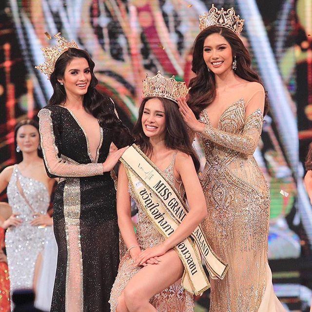 Hoa hậu Hòa bình Thái Lan 2019 bị chỉ trích dữ dội sau đăng quang