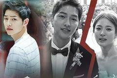"""Song Hye Kyo """"sập bẫy ly hôn"""" của Song Joong Ki và cú đòn cao tay của kẻ khôn ngoan?"""