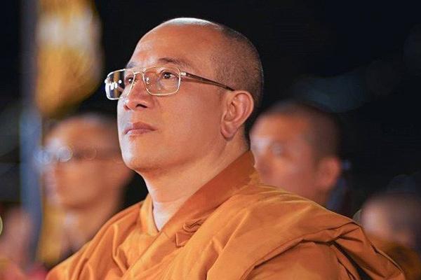 Đại đức Thích Trúc Thái Minh bị bãi nhiệm hết chức vụ trong Giáo hội