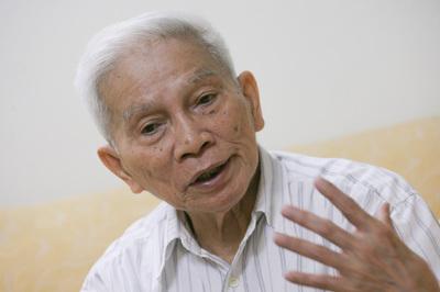 GS Hoàng Tuỵ, một tấm lòng trẻ mãi với khoa học và giáo dục