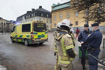 Máy bay rơi ở Thụy Điển, 9 người chết
