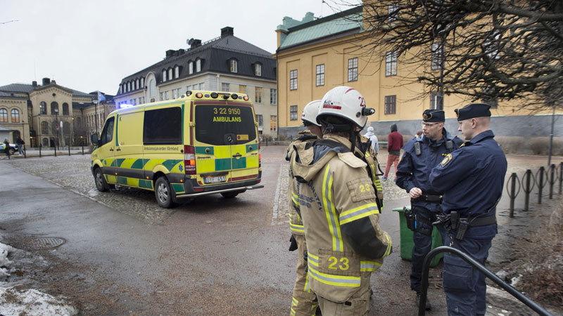 Tai nạn máy bay,máy bay rơi,Thụy Điển