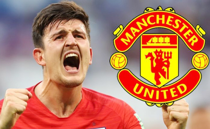 MU reached an agreement on the purchase of a Maguire defender for a record price