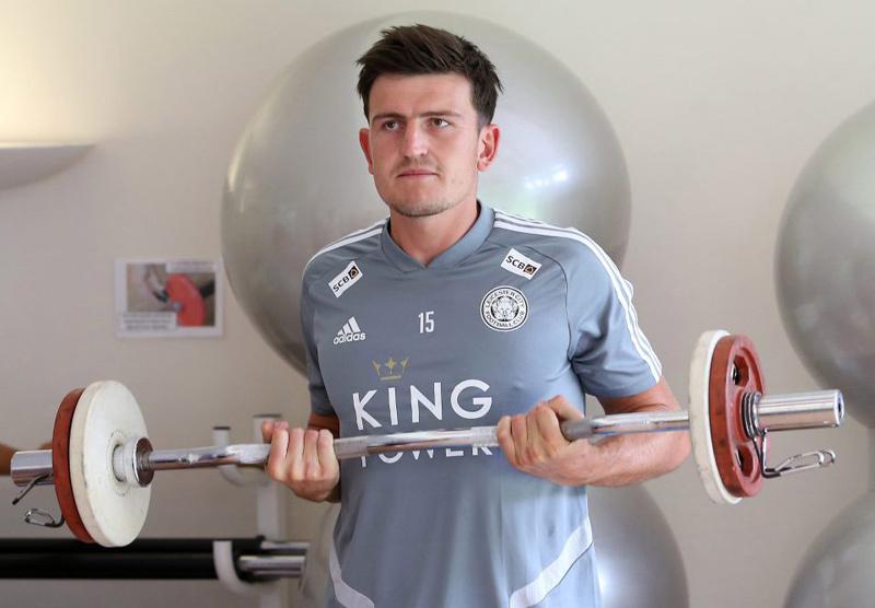 MU đạt thỏa thuận mua hậu vệ Maguire giá kỷ lục