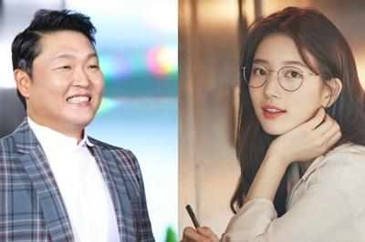Fan phản đối Suzy là 'nàng thơ' tiếp theo của PSY 'Gangnam Style'