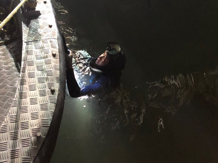 Bé trai Thanh Hóa 4 tuổi rơi xuống biển Hạ Long, hàng trăm người tìm kiếm