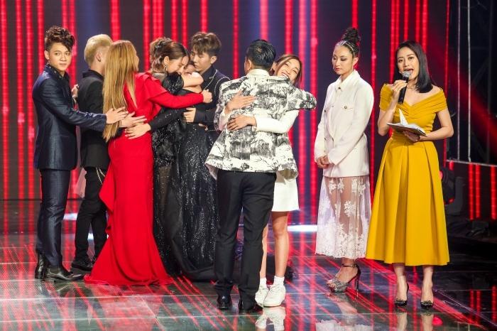 Giọng hát Việt 2019,Tuấn Hưng,Thanh Hà,Tuấn Ngọc,Lâm Bảo Ngọc,The Voice