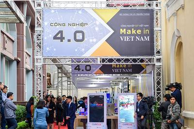 """""""Make in Vietnam"""" - khơi truyền cảm hứng cho những sáng tạo số"""