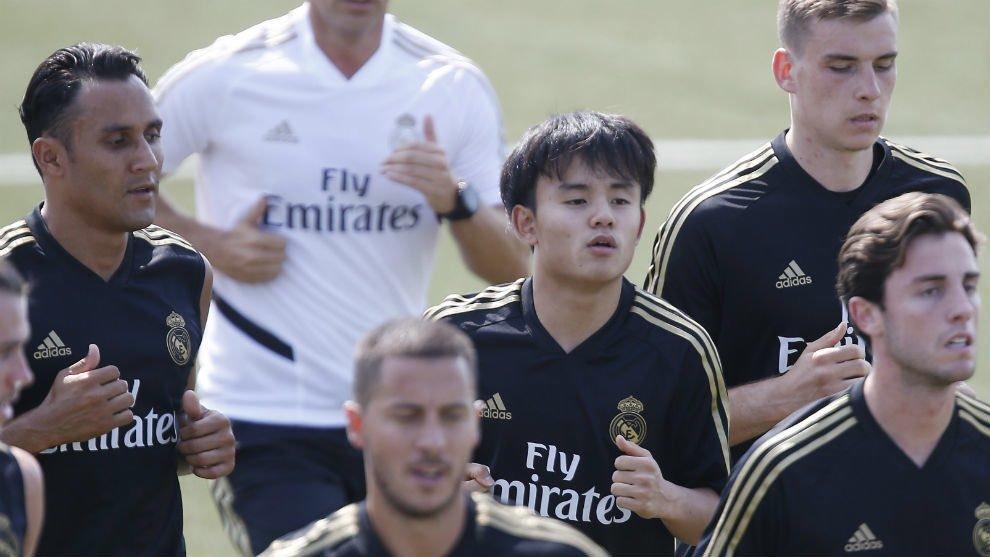 Takefusa Kubo,Real Madrid