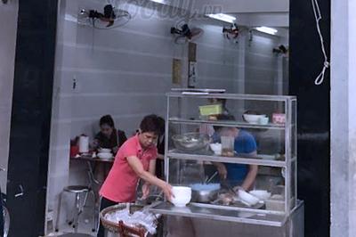 Chủ quán chặt chém khách rồi lên giọng 'đắt đừng có ăn'