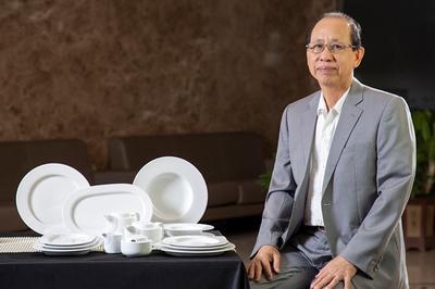 Gốm sứ Việt được vinh danh Ý tưởng thiết kế xuất sắc toàn cầu 2019