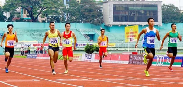 HCM City to host international track and field tourney