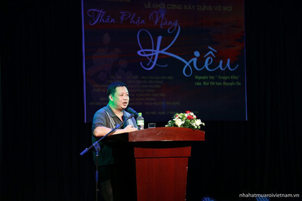 Puppetry theatre brings 'The Tale of Kieu' to the stage