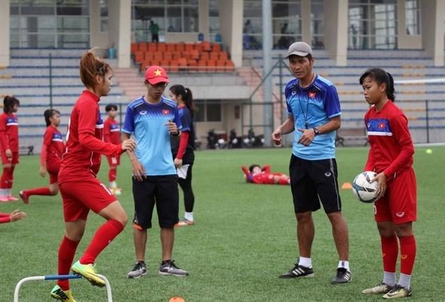 Vietnam's U19 women's team set for friendly matches in RoK