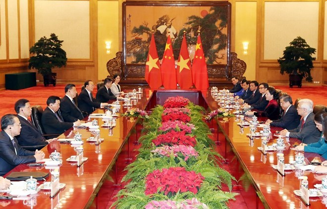 VN top legislator's China visit gives boost to bilateral partnership