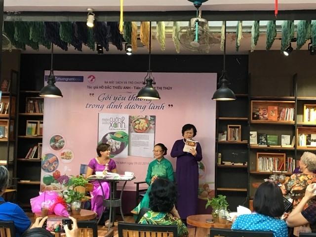HCM City promotes reading culture among community
