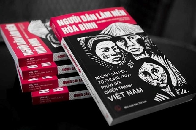 Vietnamese version of anti-Vietnam war movement book launched