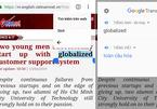 Cách dịch văn bản trên ứng dụng Android bất kỳ