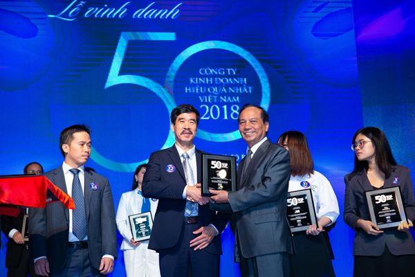 Vinamilk - đại diện duy nhất của Việt Nam trong Top 50 Asia300